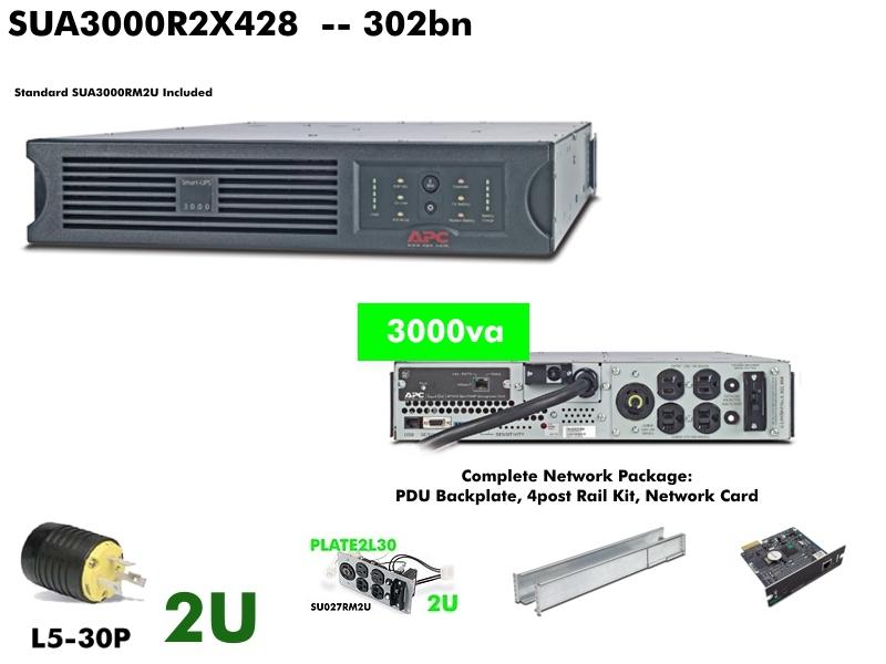 SUA3000R2X428
