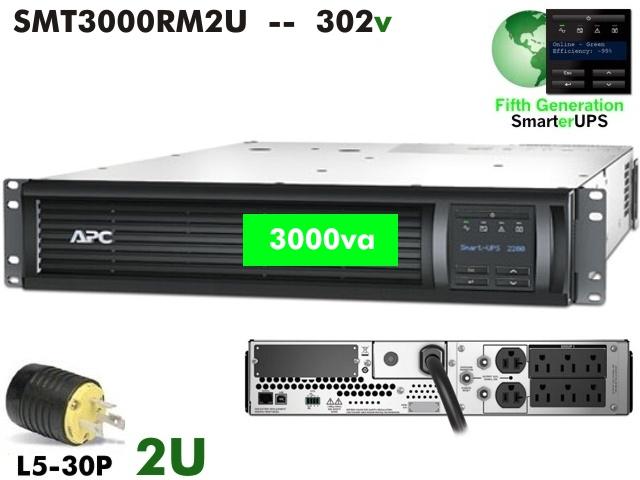 SMT3000RM2U