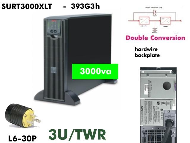 SURT3000XLT+SURT009