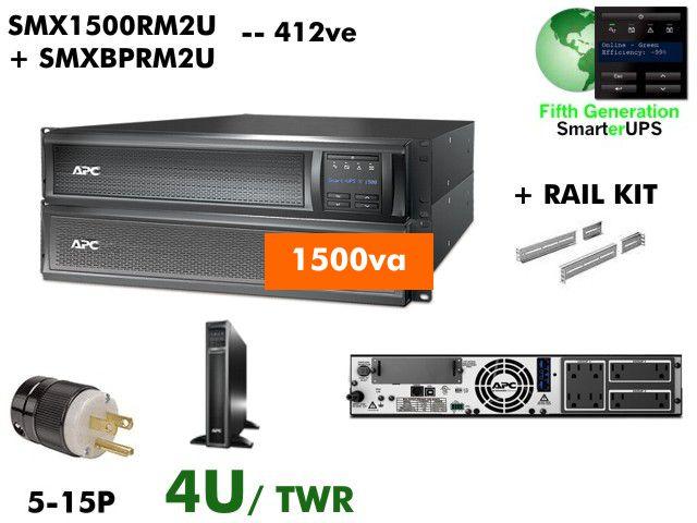 SMX1500RM2U