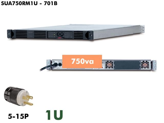 APC SUA700RM1U from GreenlightUPS.com