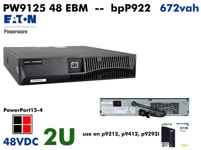 PW9125 48 EBM