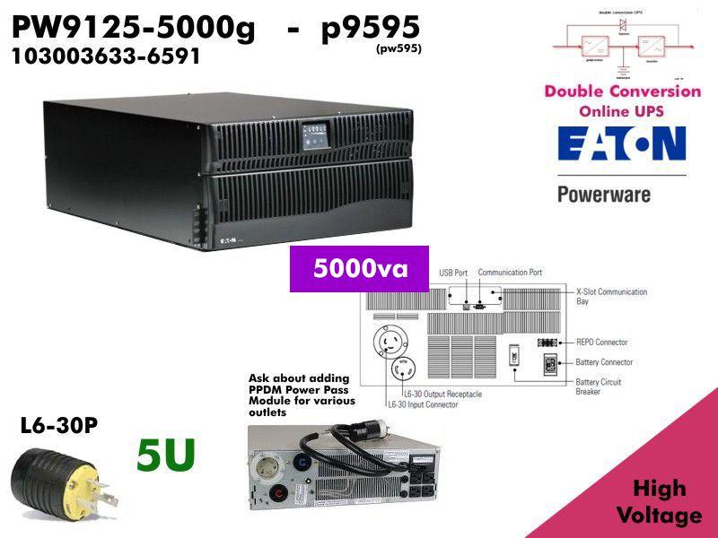 PW9125-5000G